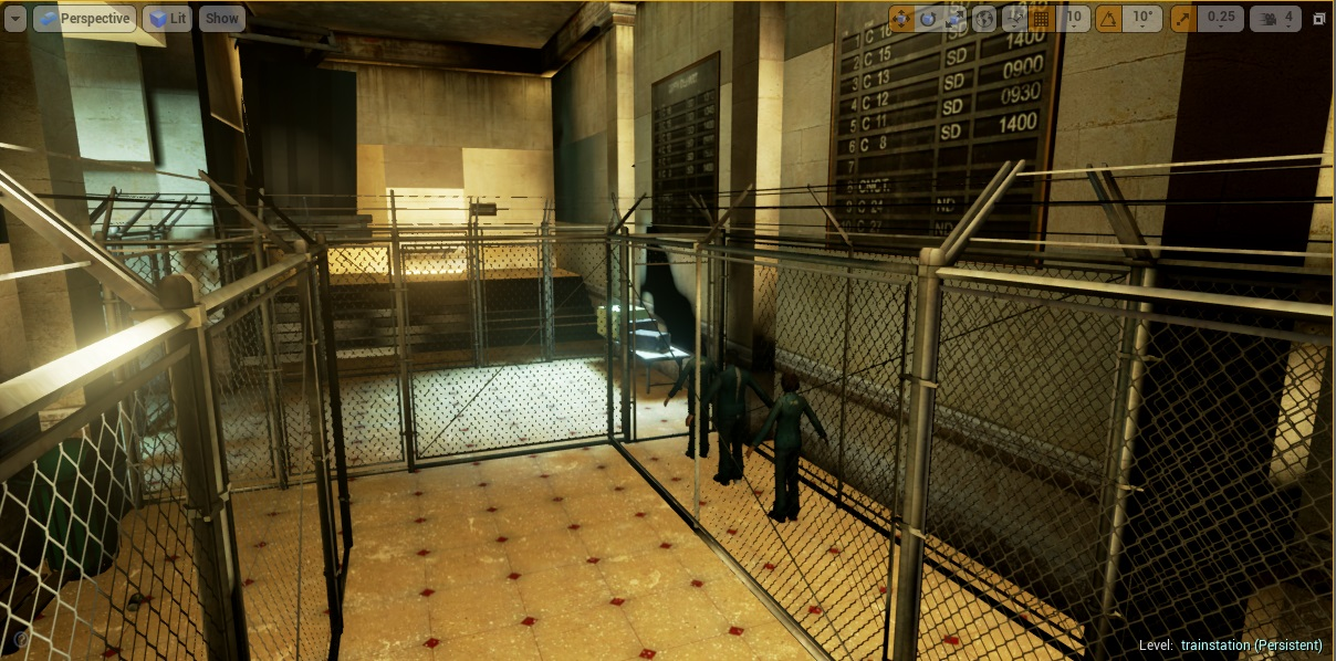 HammUEr, a BSP map importer for Unreal Engine